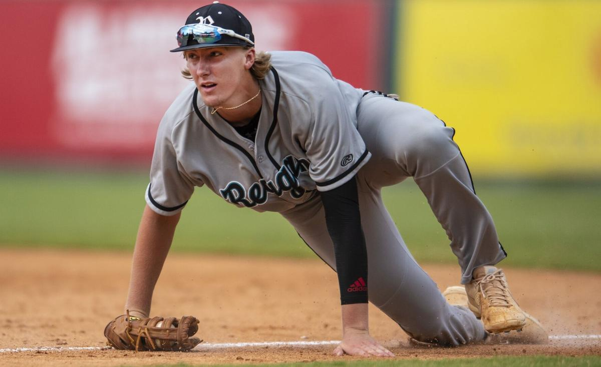 Reagan Fuquay Varina baseball
