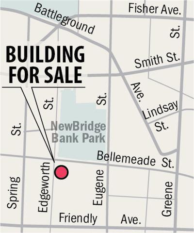 Edgeworth building map