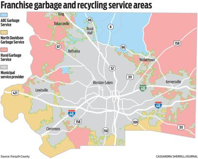 New Service Providers To Start Garbage And Recycling