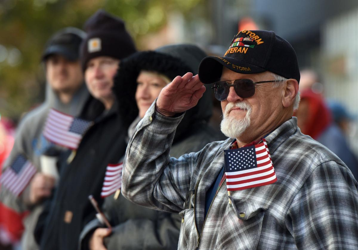 Ask SAM: What's the difference between Veteran's Day and ...