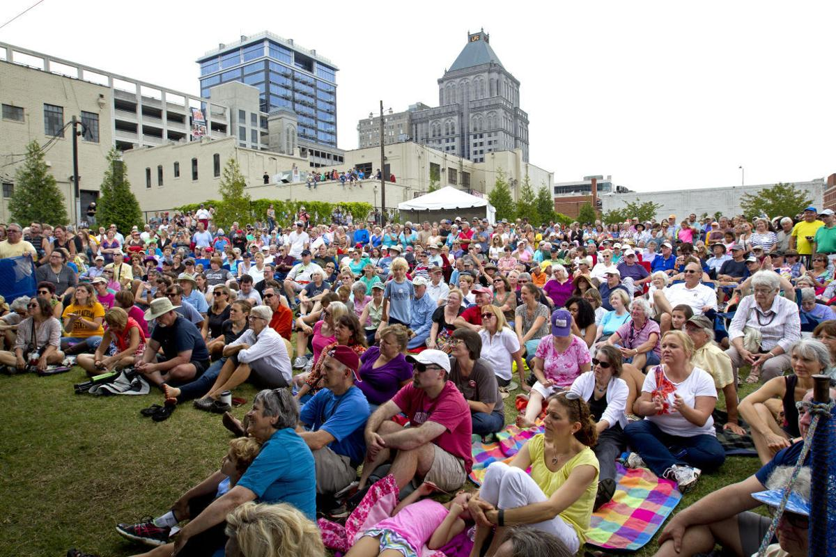 Crowds relish multicultural atmosphere of National Folk ... on theater greensboro nc, dinner party greensboro nc, fair greensboro nc, homeless shelter greensboro nc,