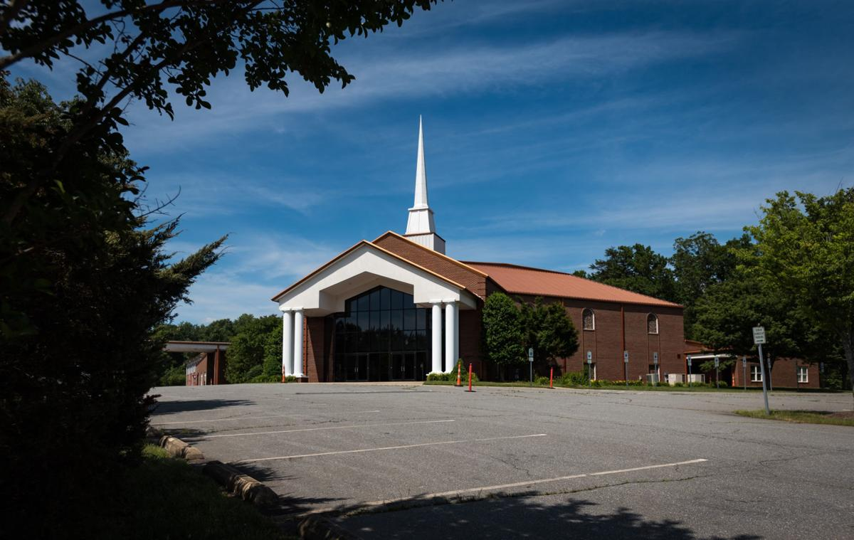 Greater Cleveland Avenue Christian Church Finds Temporary