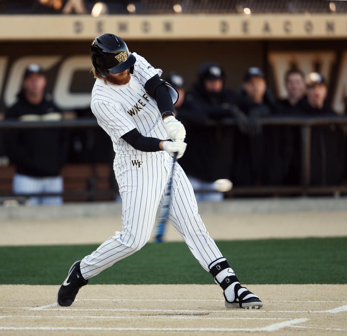 Wake Forest v. Seton Hall baseball