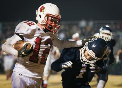Mount Airy East Surry Football Playoffs