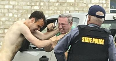Man accused of killing 3 family members near Danville makes