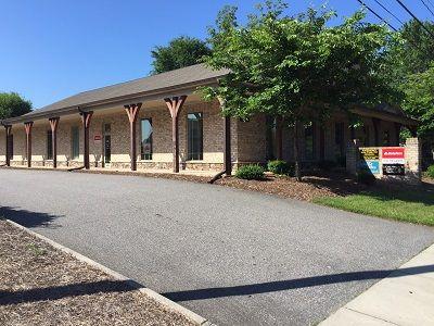 Our Building & Parking