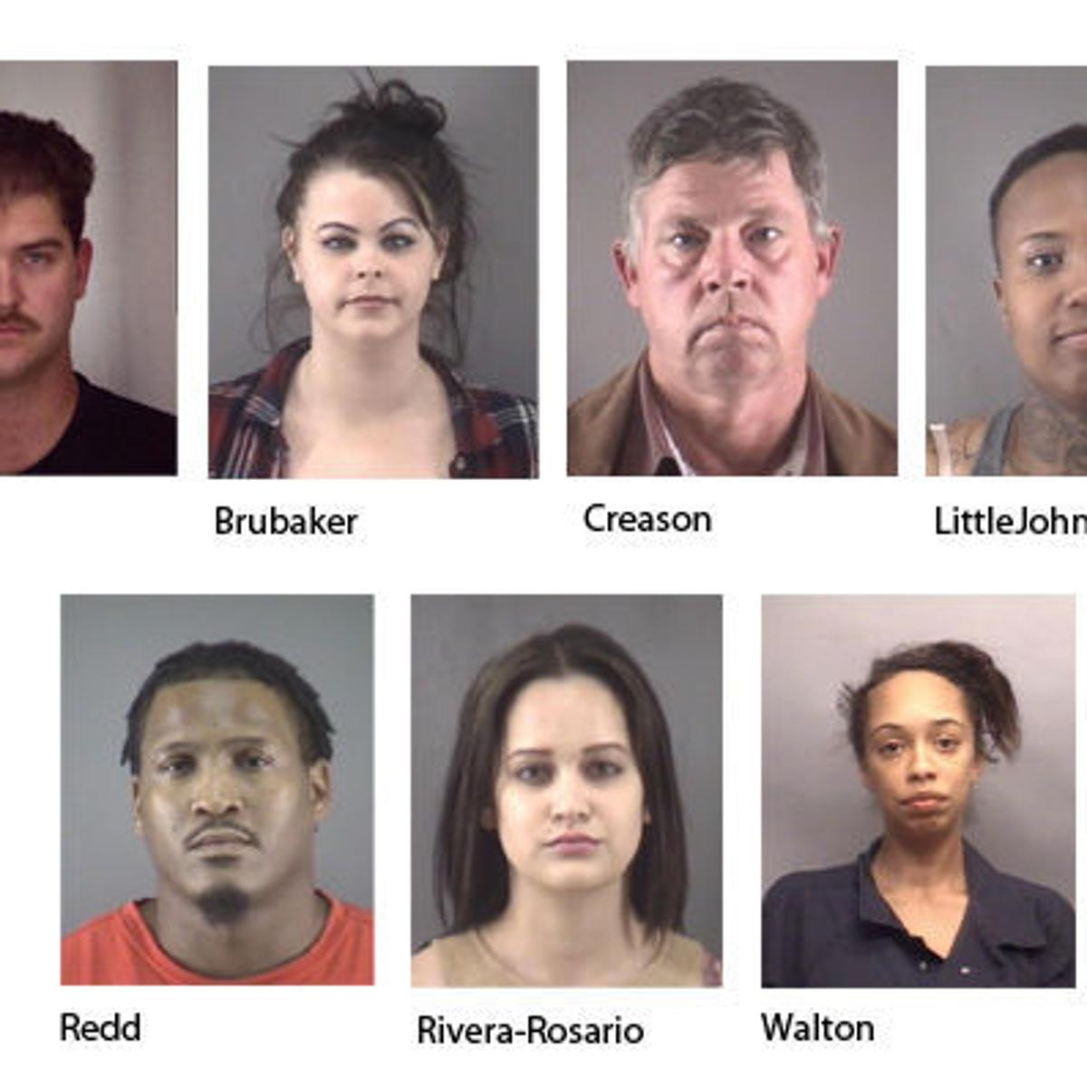 Winston Salem Escorts >> 8 People Arrested In Winston Salem Prostitution Sting