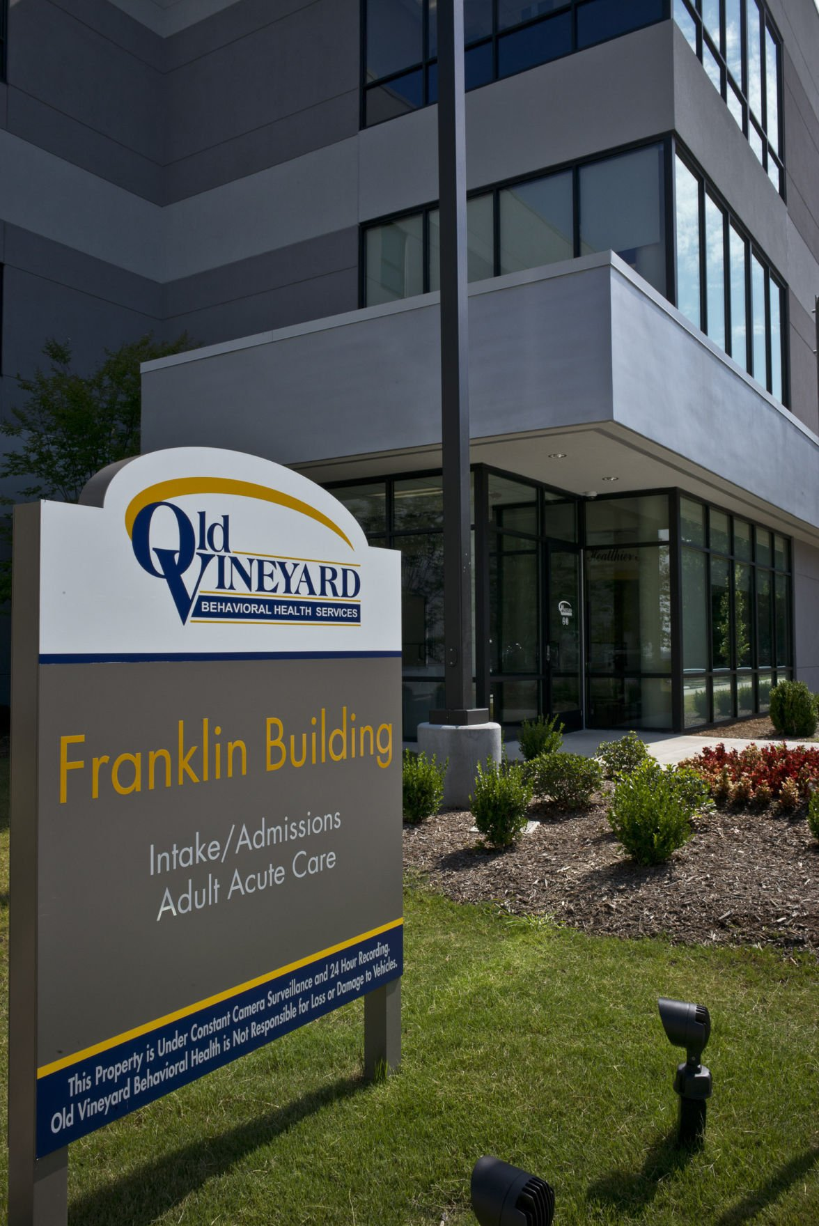 Old Vineyard Adds 60 Beds For Behavioral Health Patients Local