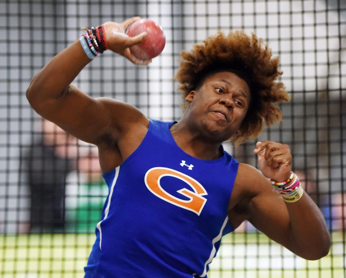NCHSAA 4A Indoor Track State Championship