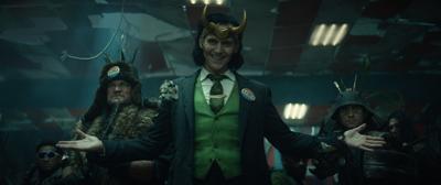 Loki being gender fluid confirmed in trailer
