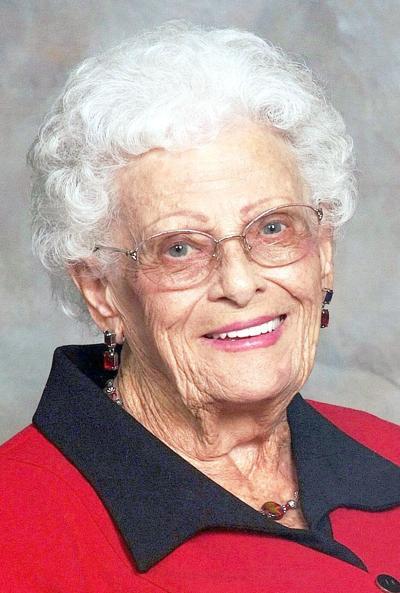 Teague, Mrs. Edna Mae Boger