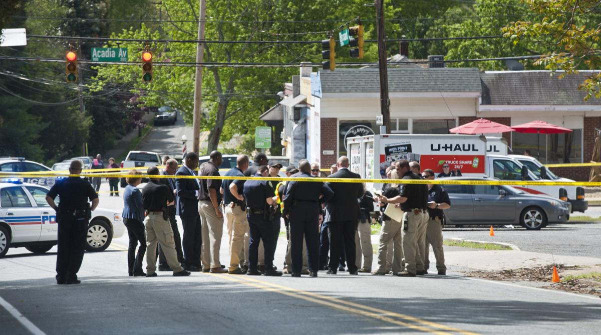 Officer dragged underneath vehicle, 2nd officer fires before