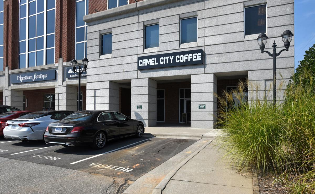 Camel City Coffee
