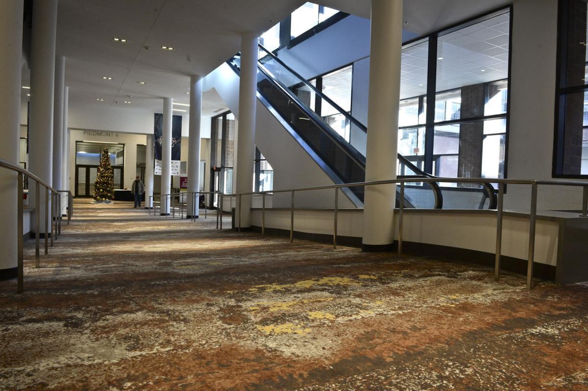 Benton Convention Center Renovations Continue | Business ...