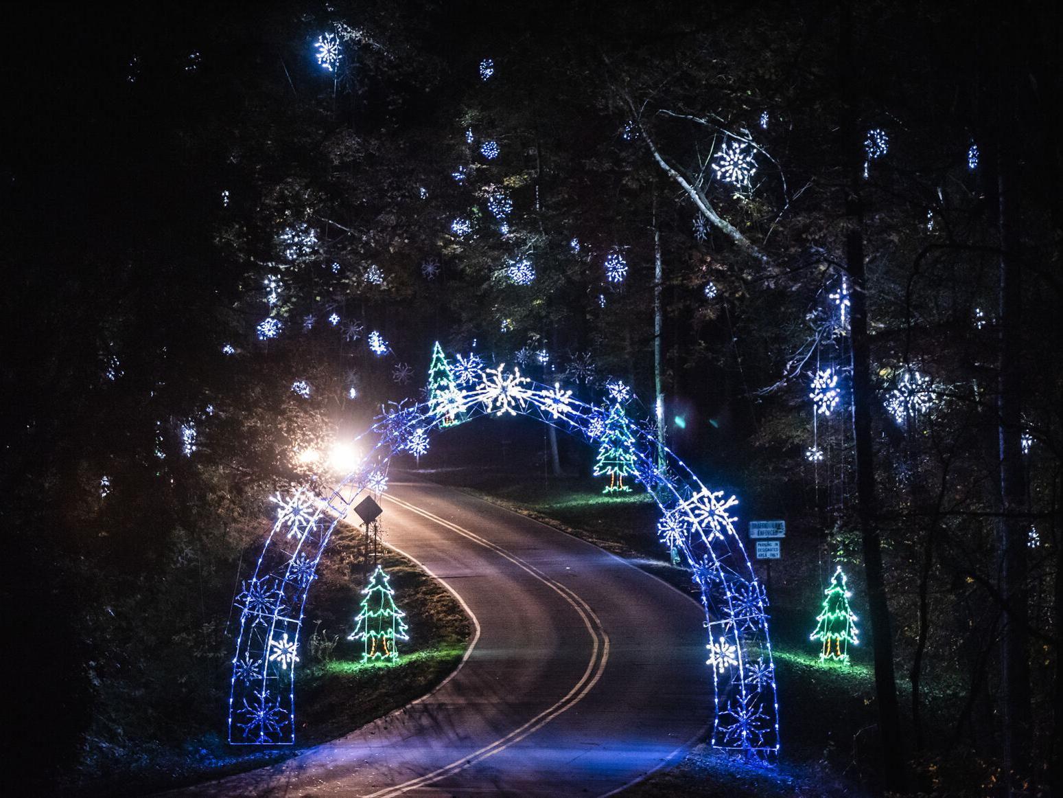 Nc Christmas Lights 2021 Tanglewood Festival Of Lights 2020 2021 Season To Kick Off This Week Good Turnout Expected Arts Theatre Journalnow Com