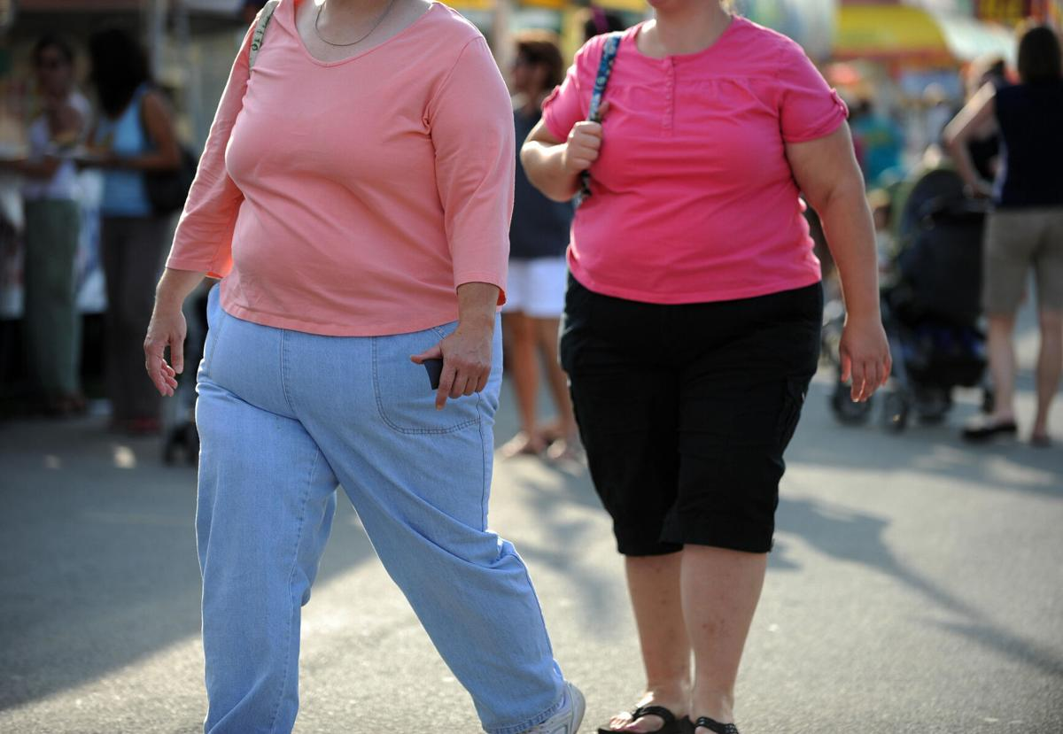 Covid-19 death rates 10 times higher in countries where most adults are overweight, report finds