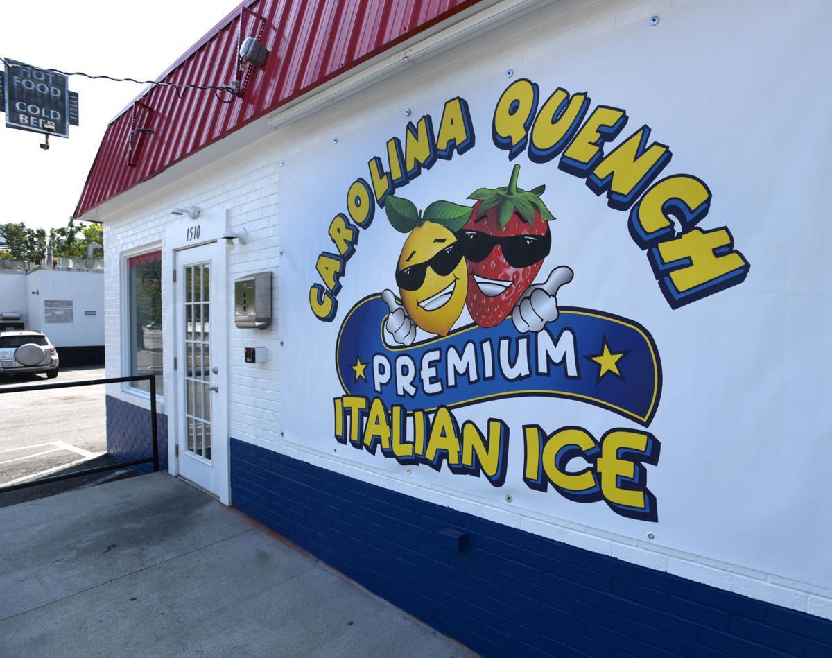 Carolina Quench Italian Ice