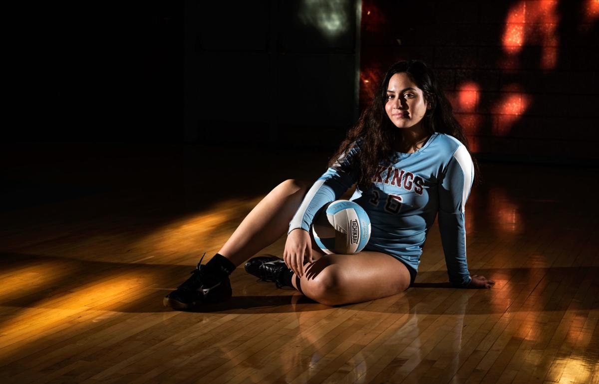 HSX North Forsyth Volleyball Joy Lara