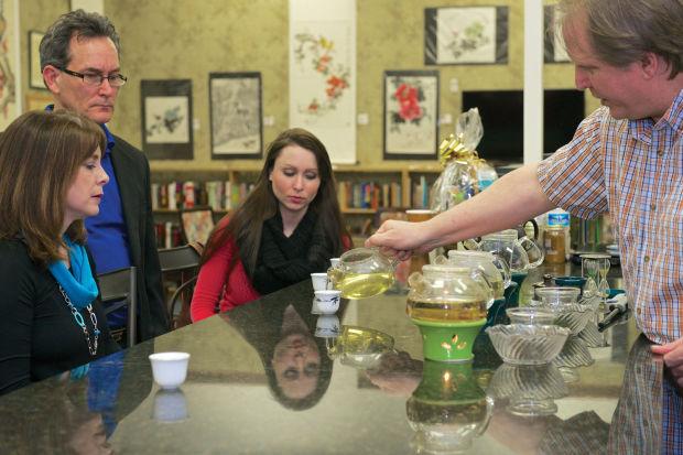 Time For Tea Winston Salem Monthly Journalnow Com