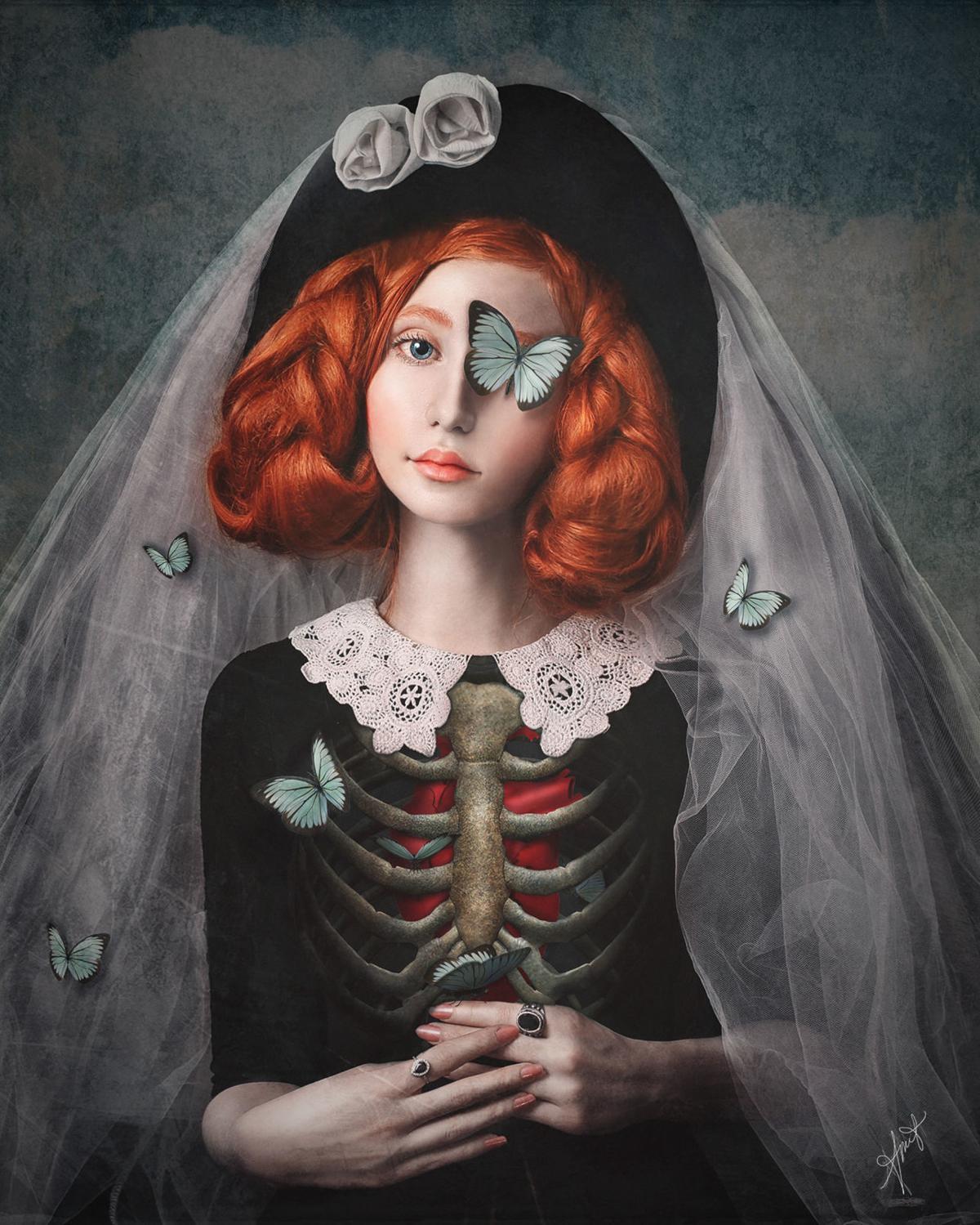 Digital Collage Allison Hutchins