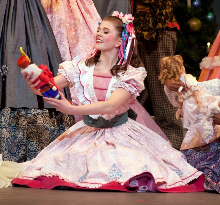 The nutcracker lose yourself in a beautiful world performing the nutcracker solutioingenieria Images