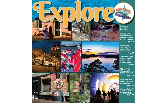 Explore NC Travel Guide
