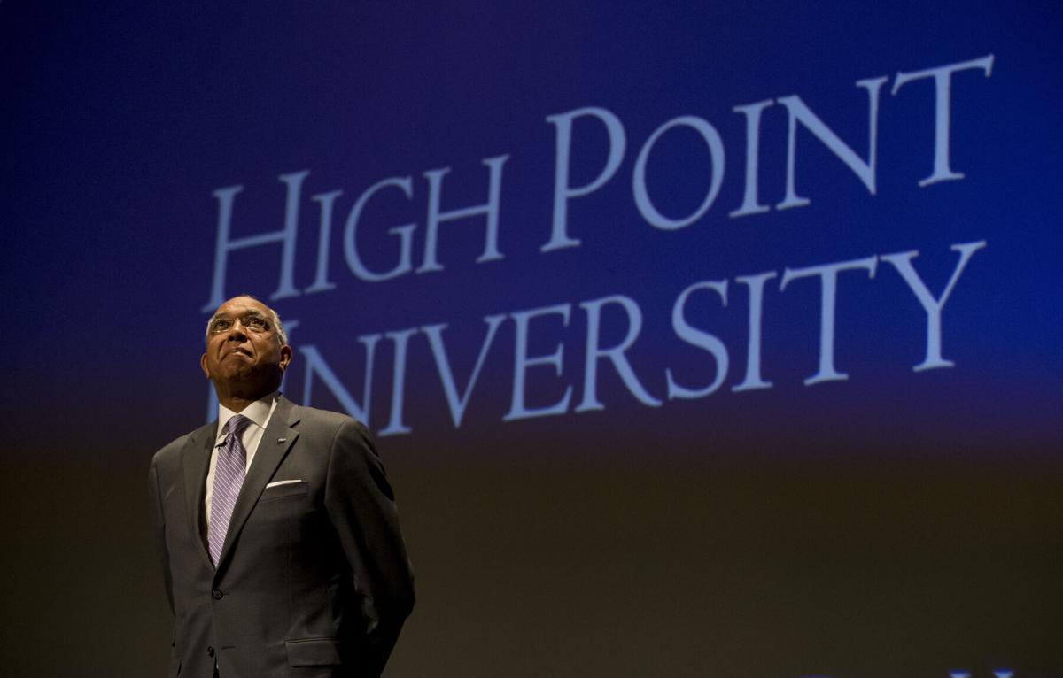 New mens basketball coach, Tubby Smith announced at High Point U