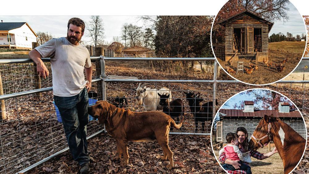 Destined To Farm Winston Salem Monthly Journalnow Com