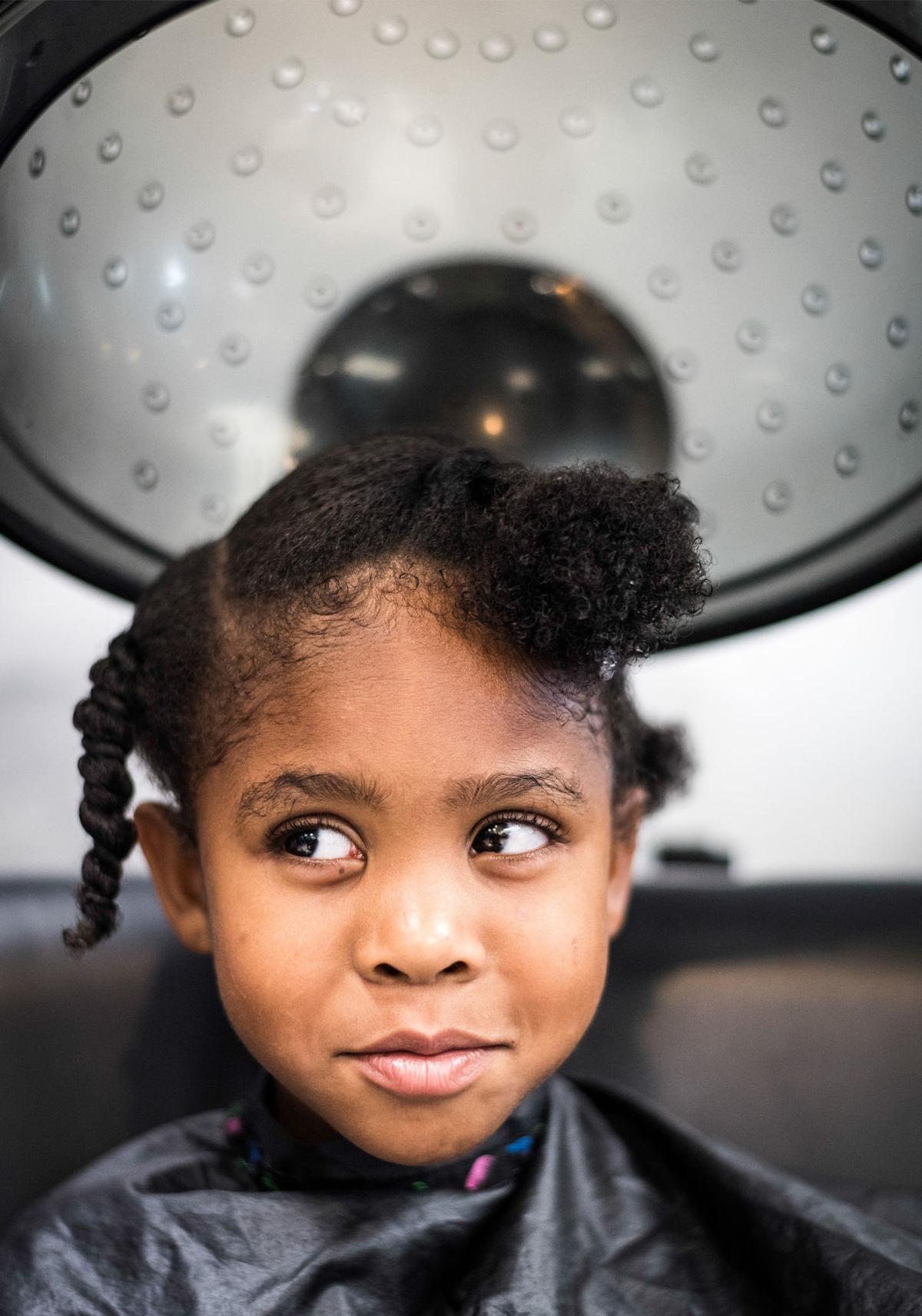 Corey Pauls Hair Studio Gives Free Haircuts To Students Galleries