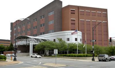 Forsyth County Jail