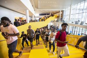 'The heart of campus': N.C. A&T gets a look at its new student center