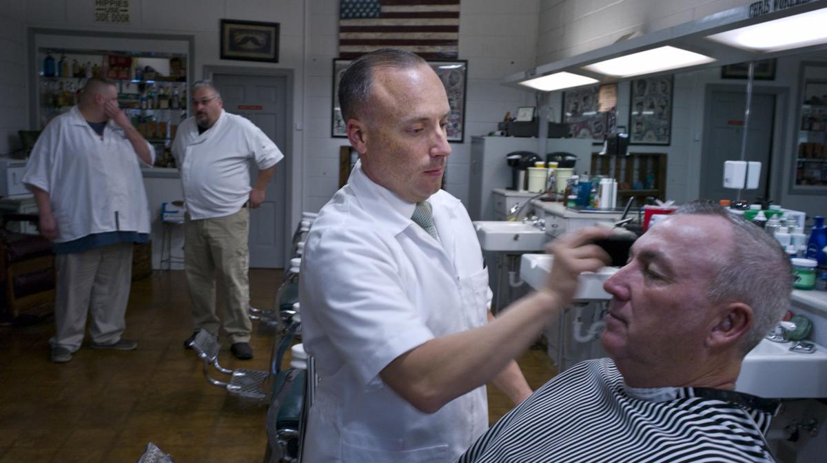 Hawthorne Barber Shop In Winston Salem Has Vintage Classic Feel