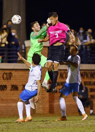 North Carolina Wake Forest soccer