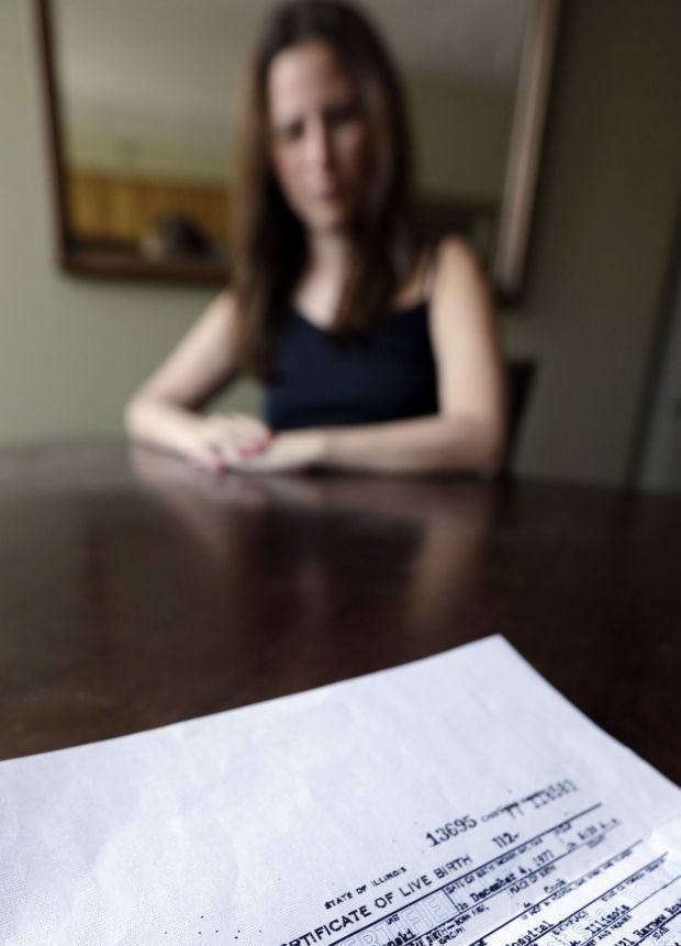 Unsealed birth records give adoptees peek at past | Nation / World ...