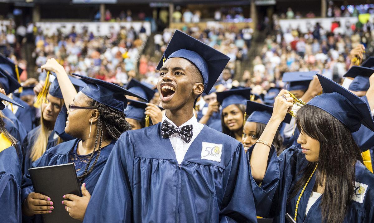 Triumph And Tassels Kick Off Graduation Weekend Local News