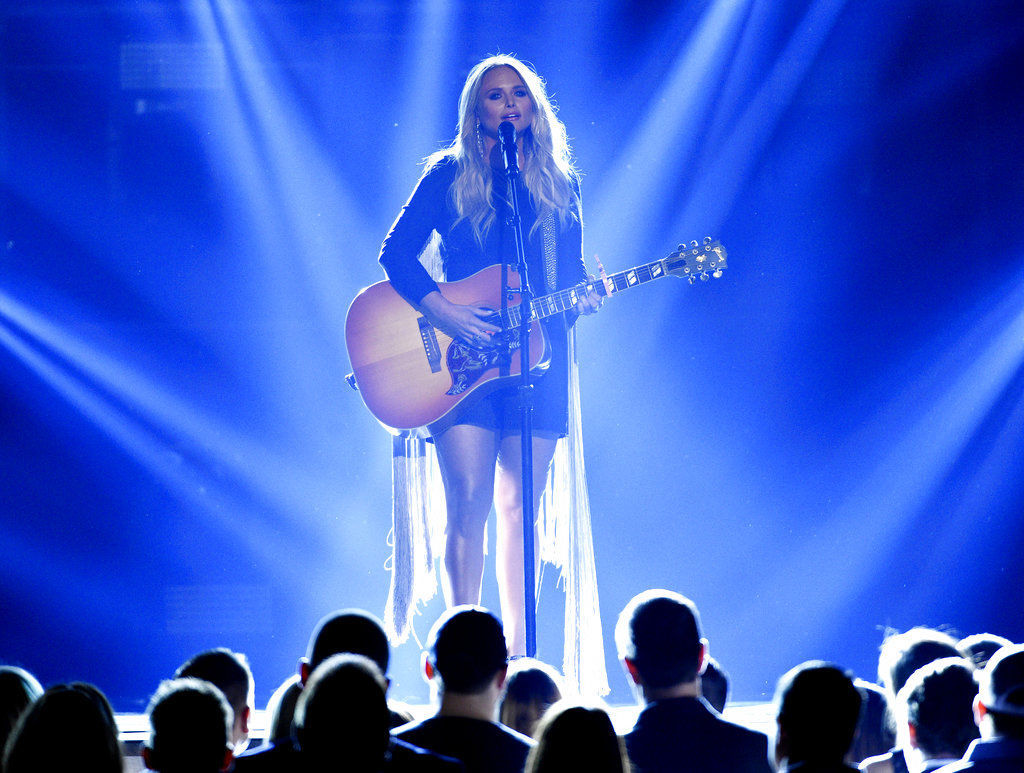 Miranda Lambert chooses Greenville to kick off 2018 tour
