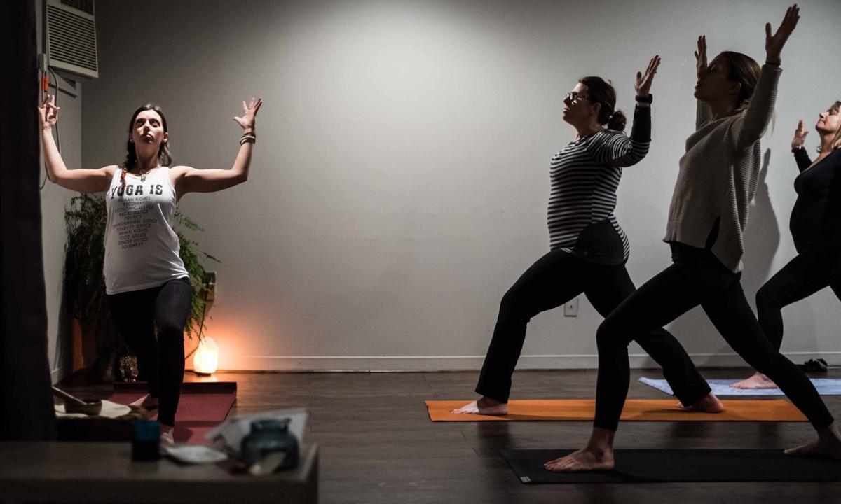 Winston-Salem yoga teacher offers yoga co-op | Business ...