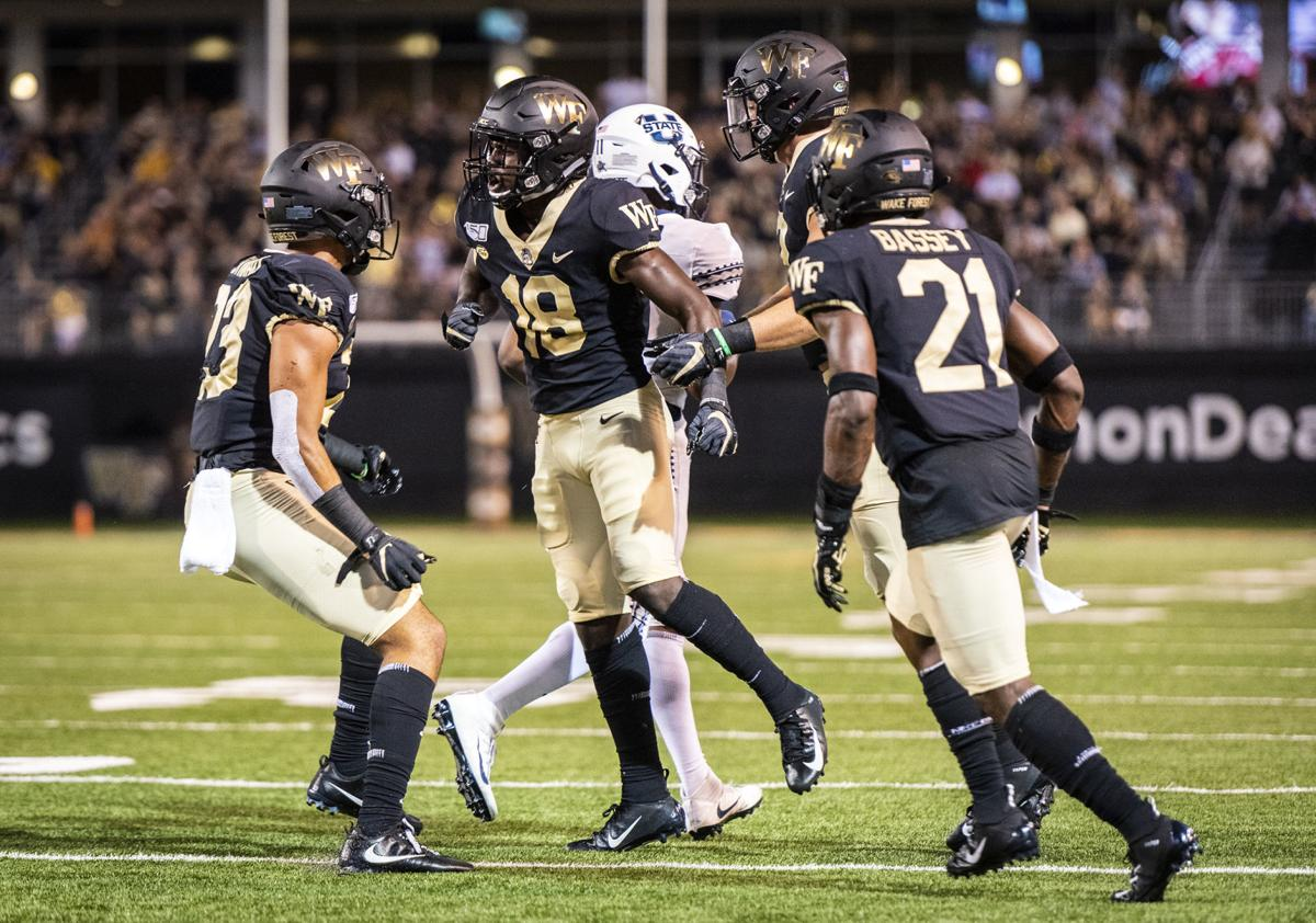 5 takeaways from Wake Forest's thrilling season-opening win over Utah State  | Wfu | journalnow.com
