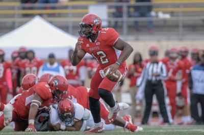 Wssu Comes Up Empty In 26 21 Loss To Shaw As Southern Division Title