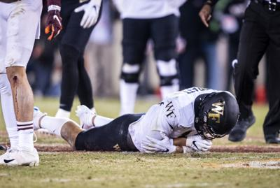 Image result for wake forest loses to virginia tech