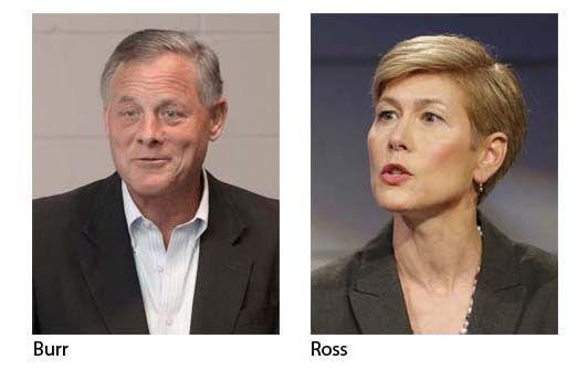 Richard Burr and Deborah Ross