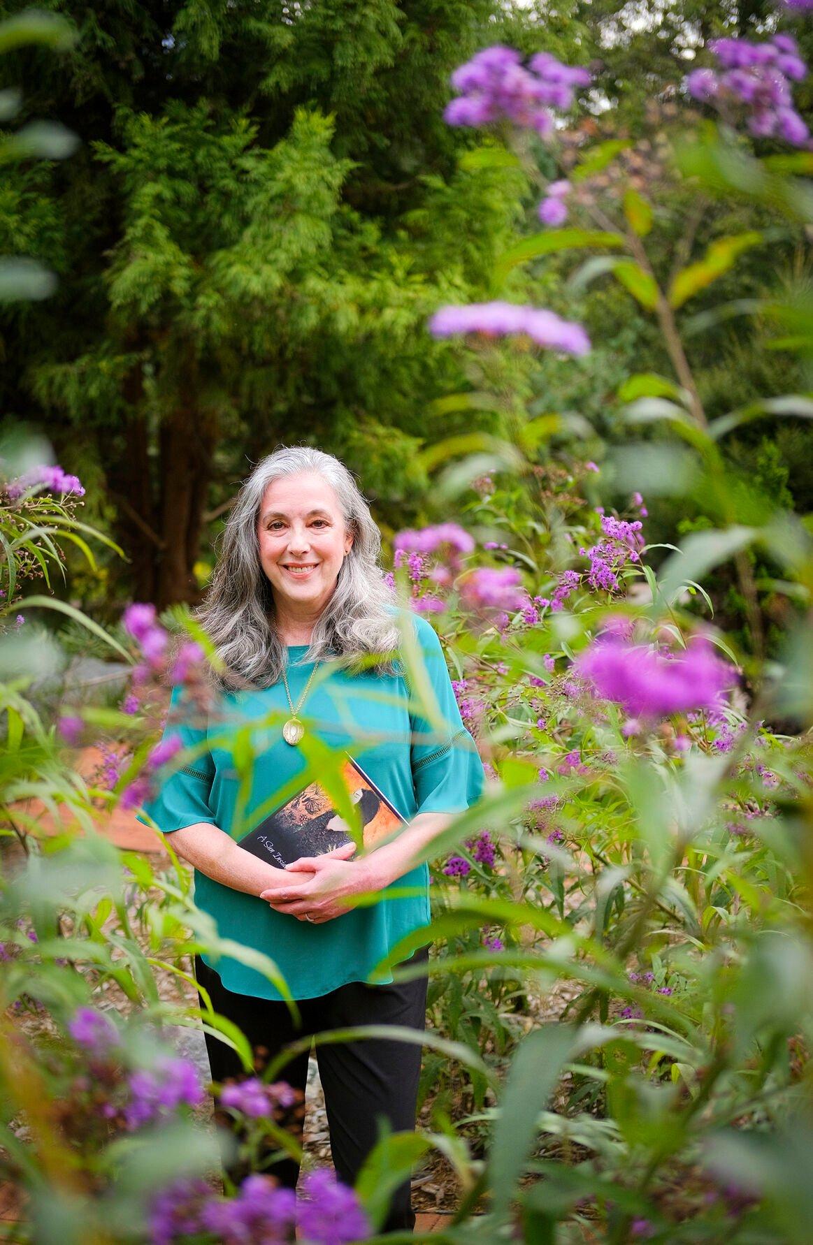 Poet Terri Kirby Erickson