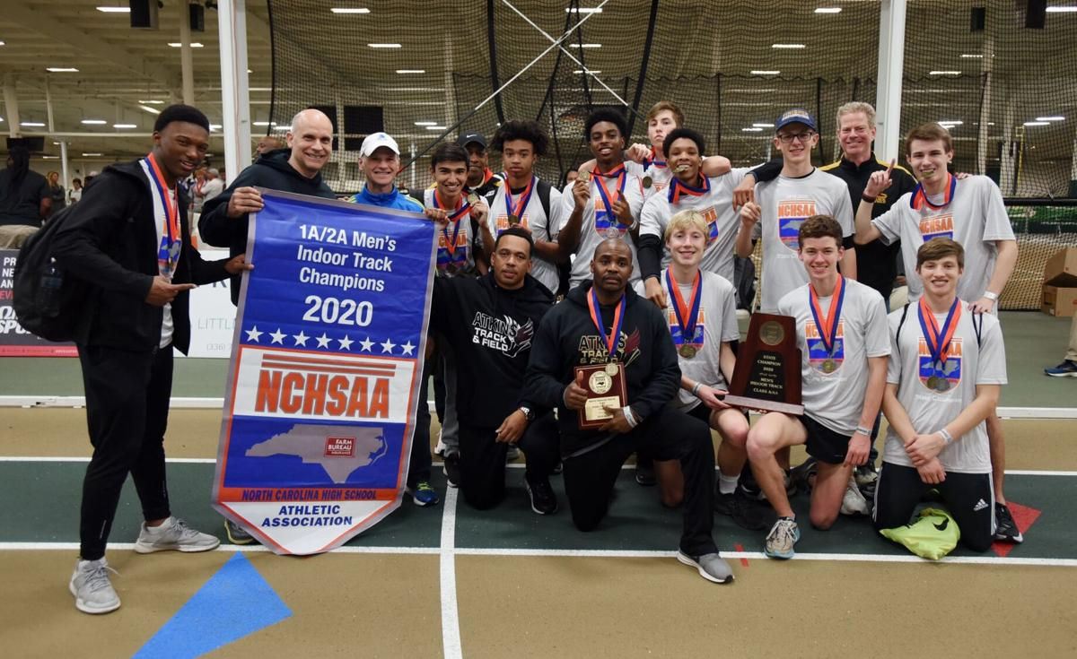 NCHSAA 1A/2A Indoor Track State Championship