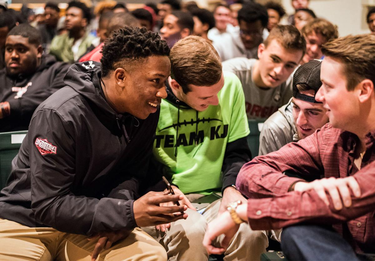 West Forsyth's KJ Henry Signs with Clemson | Galleries ...