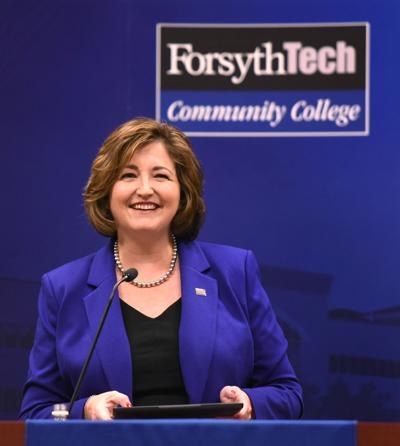 Janet Spriggs Forsyth Tech