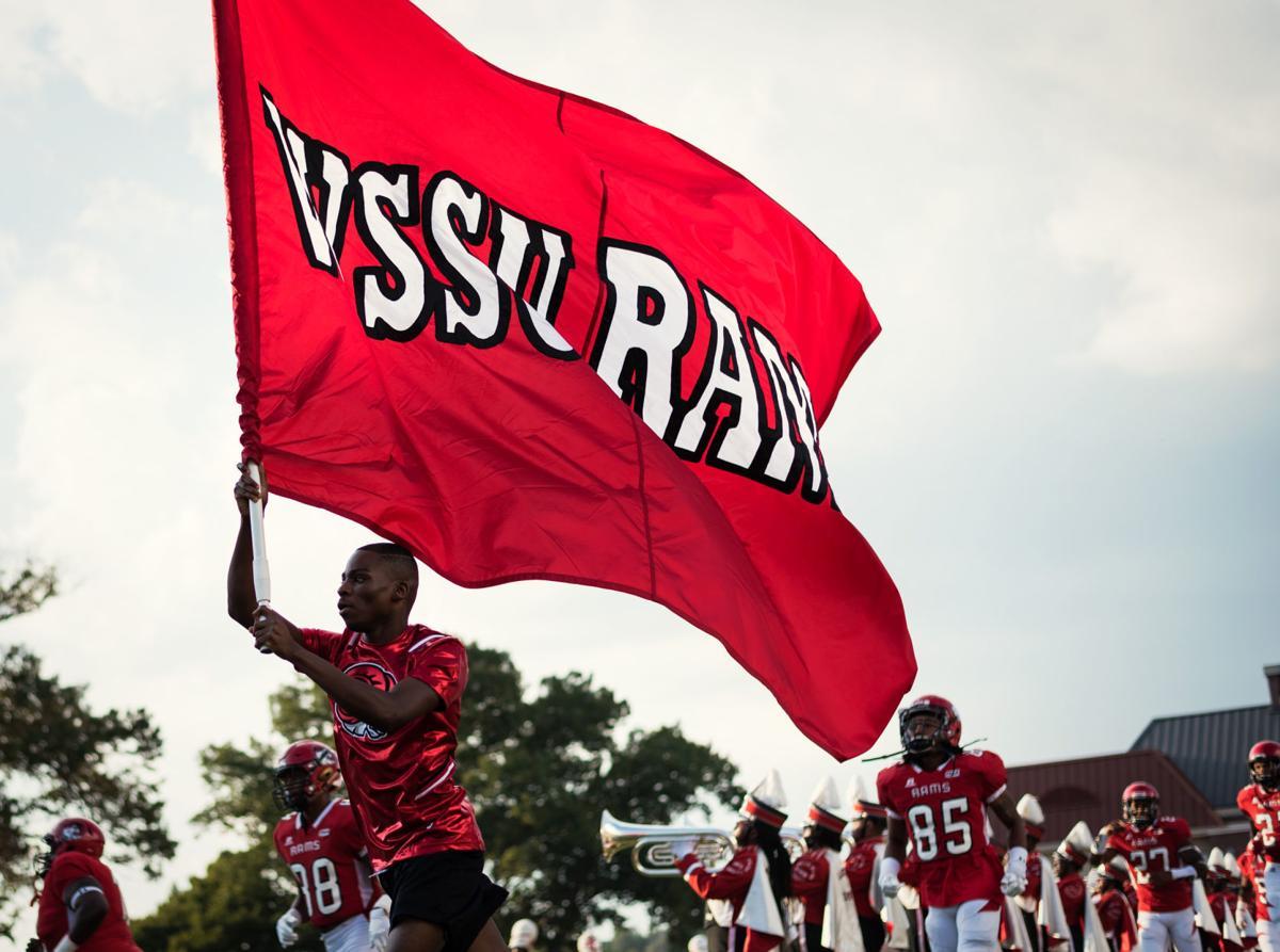Winston-Salem State Virginia Union Football