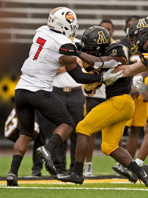 Campbell Appalachian State football
