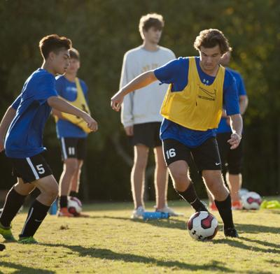 Calvary Day school soccer (copy)