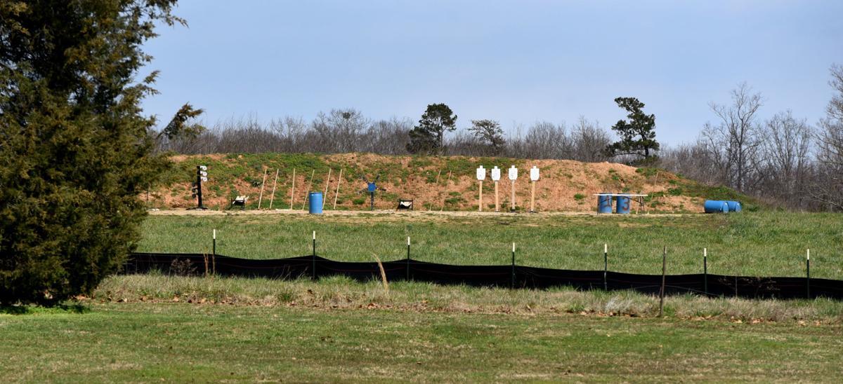 Davie County gun range