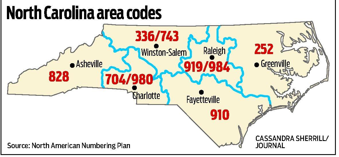 Triad To Get Additional Area Code 743